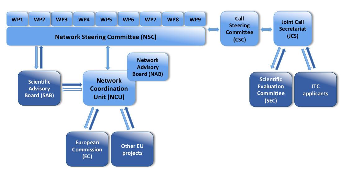 Structure, Board and Management | Transcan-2 translational cancer